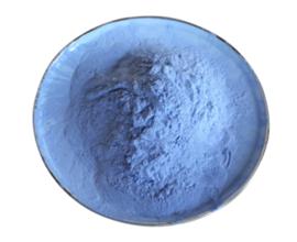 Electrostatic powder for GGH