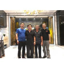 Southeast Asia Customer's Strong Interests in Noli