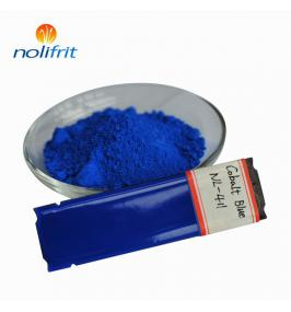 Features of Cobalt Blue Pigment