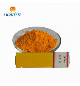 Heat Resistance of Cadmium Yellow Pigment
