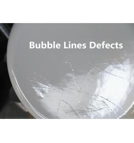 How to Solve Enamel Bubble Lines Defects