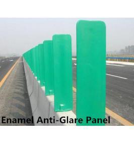 New Application - Enamel Anti-Glare Panel