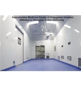 Vitreous Enamel Panels Applied in Hospital