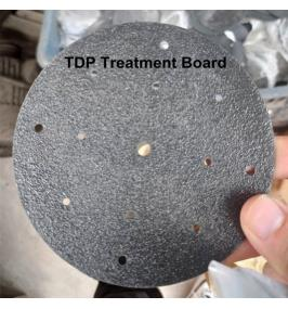 Nolifrit New Application: TDP Treatment Board