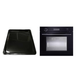 Advantages of Direct-on Black Enamel Frit For Oven