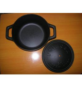 Element in Cast Iron That Affect Quality of Enamel