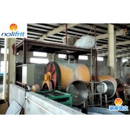 Inspection Ball Mill Sieve Residue of Enamel Frit