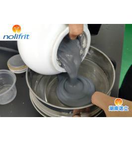 Grinding of Porcelain Enamel Frit